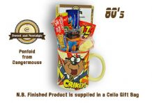 Penfold 'Crickey' Mug Crikey ! look at all of those 80's sweets !!